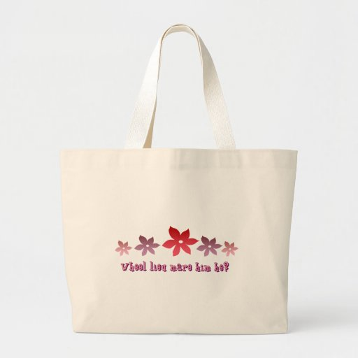 Will You Marry Me Tote Bags