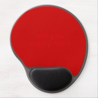 Will you marry me ? Gift Wrapper Magnet Pillow Pin Gel Mouse Pad