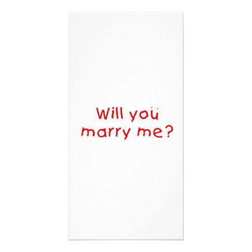 Will you marry me ? Gift Wrapper Magnet Pillow Pin Picture Card