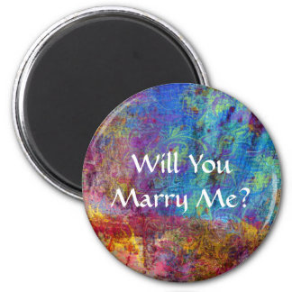 Will You Marry Me? Magnet