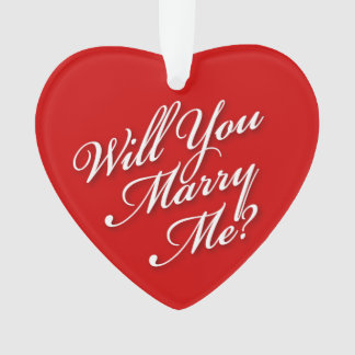 Will you marry me? Personalized
