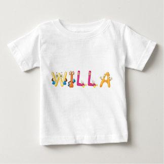 Willa Baby T-Shirt