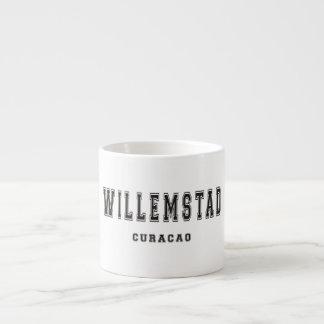 Willemstad Curacao Espresso Cup