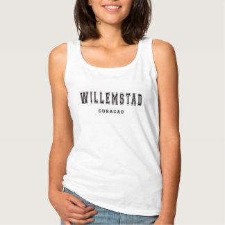 Willemstad Curacao Singlet