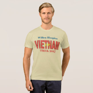 Willen Hospice Vietnam Trek 2017 T-Shirt