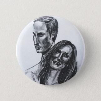 William and Catherine badge