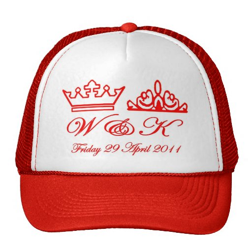 William and Kate Royal Wedding Hat