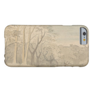 William Blake - A Woody Landscape Barely There iPhone 6 Case