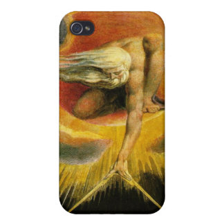 William Blake - Ancient of Days Painting  iPhone 4/4S Cover