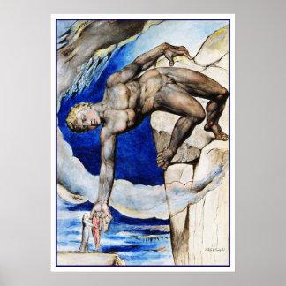 William Blake Illustration Dante s Divine Comedy Print