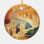 William Blake Jacob's Ladder Ornament