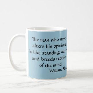 William Blake* Motivational Mug Basic White Mug