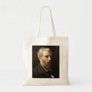 William Bouguereau- Self-Portrait Presented Bag