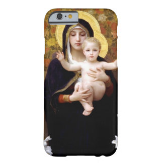 William Bouguereau- The Madonna of the Lilies Barely There iPhone 6 Case