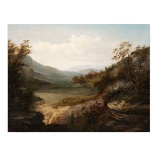 William Charles Anthony Frerichs - North Carolina Postcard