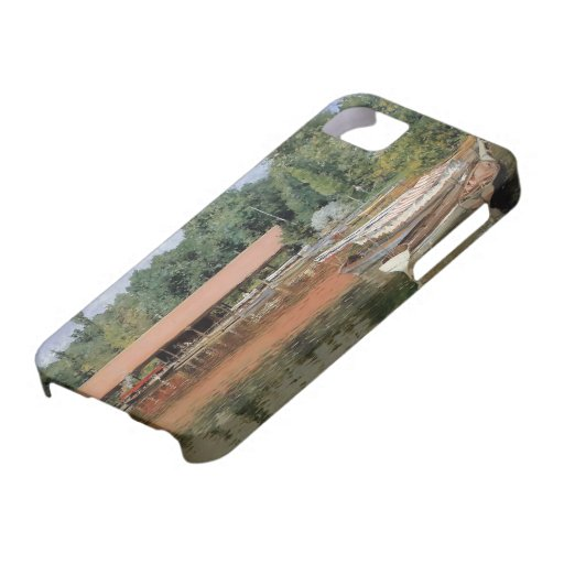William Chase- Boat House, Prospect Park iPhone 5 Case