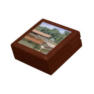 William Chase- Boat House, Prospect Park Gift Box