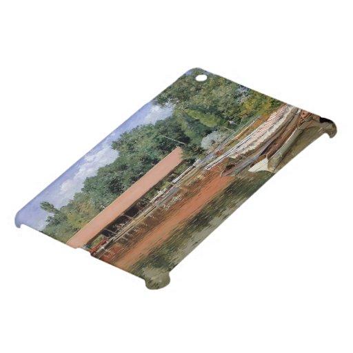 William Chase- Boat House, Prospect Park iPad Mini Covers