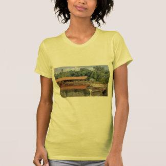 William Chase- Boat House Prospect Park Shirt
