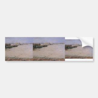William Chase- Gowanus Bay Bumper Stickers