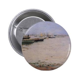 William Chase- Gowanus Bay Pins