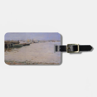 William Chase- Gowanus Bay Tag For Bags