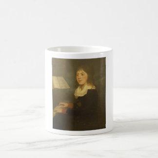 William Crotch (1775-1847) Coffee Mugs