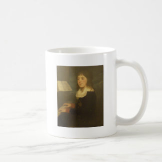 William Crotch (1775-1847) Coffee Mug