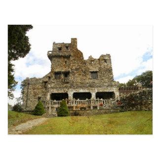 William Gillette Castle Postcard