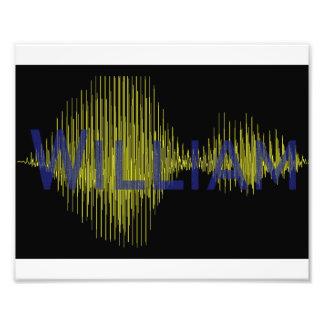 William graphic art Sononome Photo