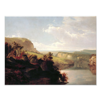 William Hart - Lake Among the Hills Photographic Print