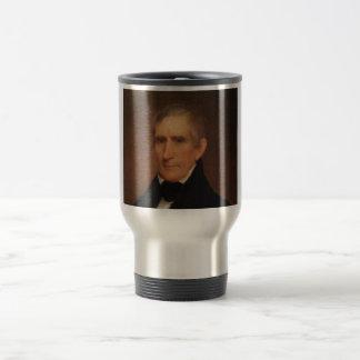 William Henry Harrison 9 Travel Mug
