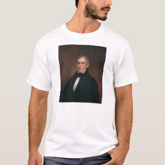 William Henry Harrison by Albert Gallatin Hoit T-Shirt