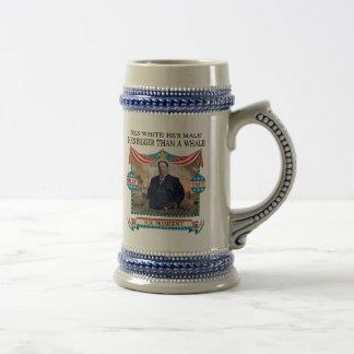 William Howard Taft 1908 Campaign Mug