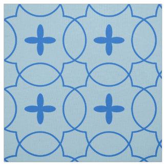 William II of Sicily pattern- blue/custom