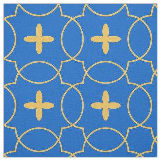 William II of Sicily pattern- custom/blue