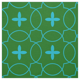 William II of Sicily pattern- green/custom