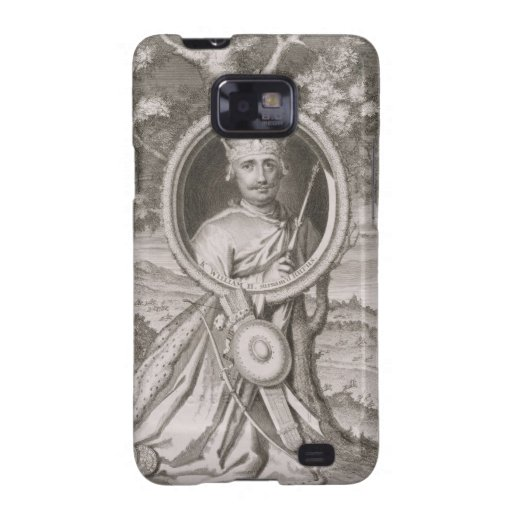 William II 'Rufus' (c.1056-1100) King of England f Samsung Galaxy S2 Covers