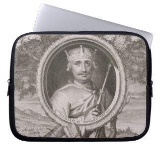 William II 'Rufus' (c.1056-1100) King of England f Computer Sleeves