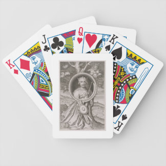 William II 'Rufus' (c.1056-1100) King of England f Poker Deck