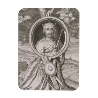 William II 'Rufus' (c.1056-1100) King of England f Magnet