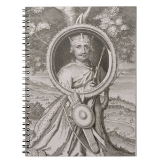 William II 'Rufus' (c.1056-1100) King of England f Spiral Note Book