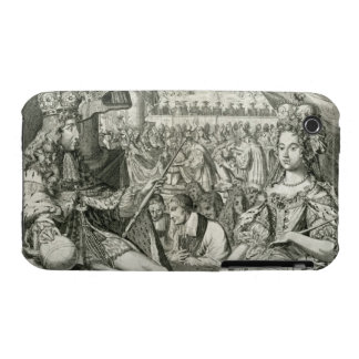 William III (1650-1702) and Mary II (1662-94) King iPhone 3 Cases