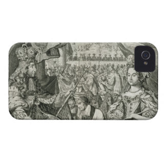 William III (1650-1702) and Mary II (1662-94) King Case-Mate iPhone 4 Cases