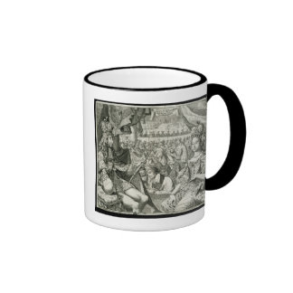 William III (1650-1702) and Mary II (1662-94) King Coffee Mugs
