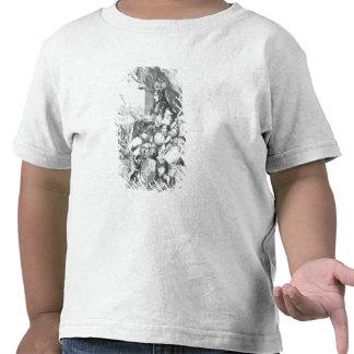 William III  and Mary II Shirt