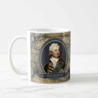 William IV Historical Mug