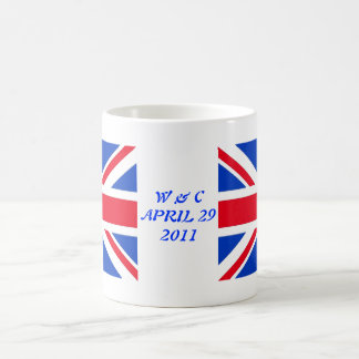 William & Kate Coffee Mug