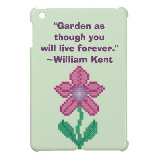 William Kent Garden Forever iPad Mini Case