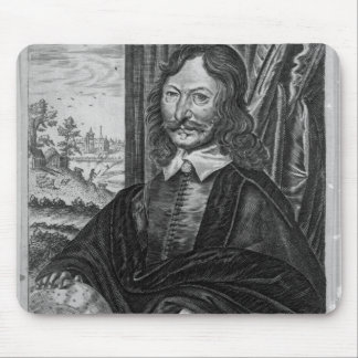 William Lilly Mouse Pad